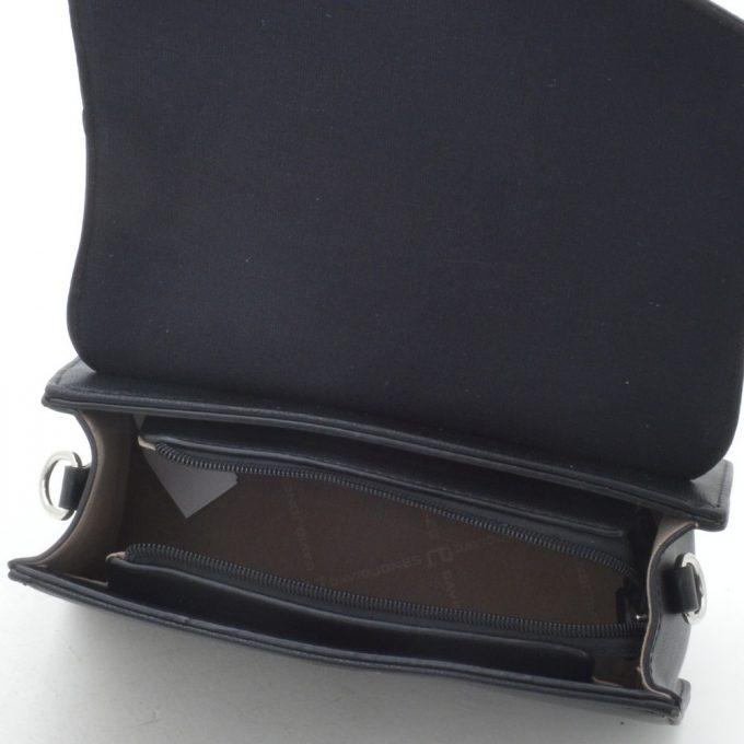 Клатч David Joness 5819-2 black (черный)
