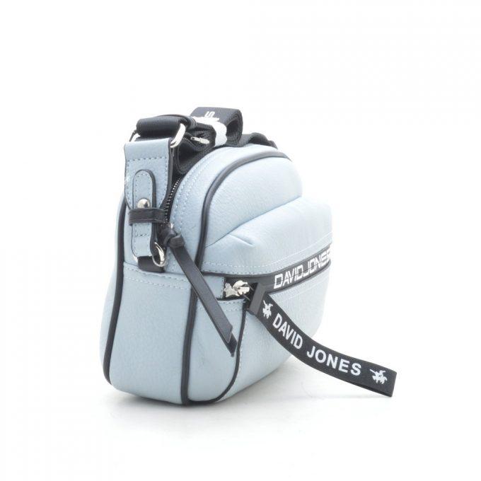 Клатч David Jones 5989-1T pale blue