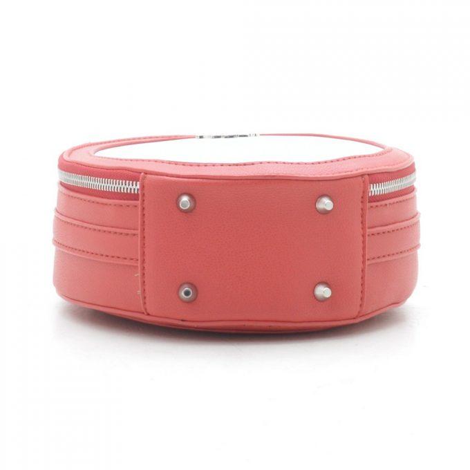 Клатч David Jones CM5059 red/silver